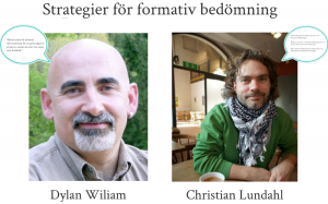 Dylan Wiliam och Christian Lundahl