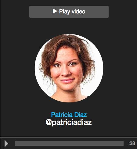 Vizify patriciadiaz 2013