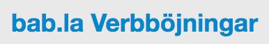 bab-la-verb
